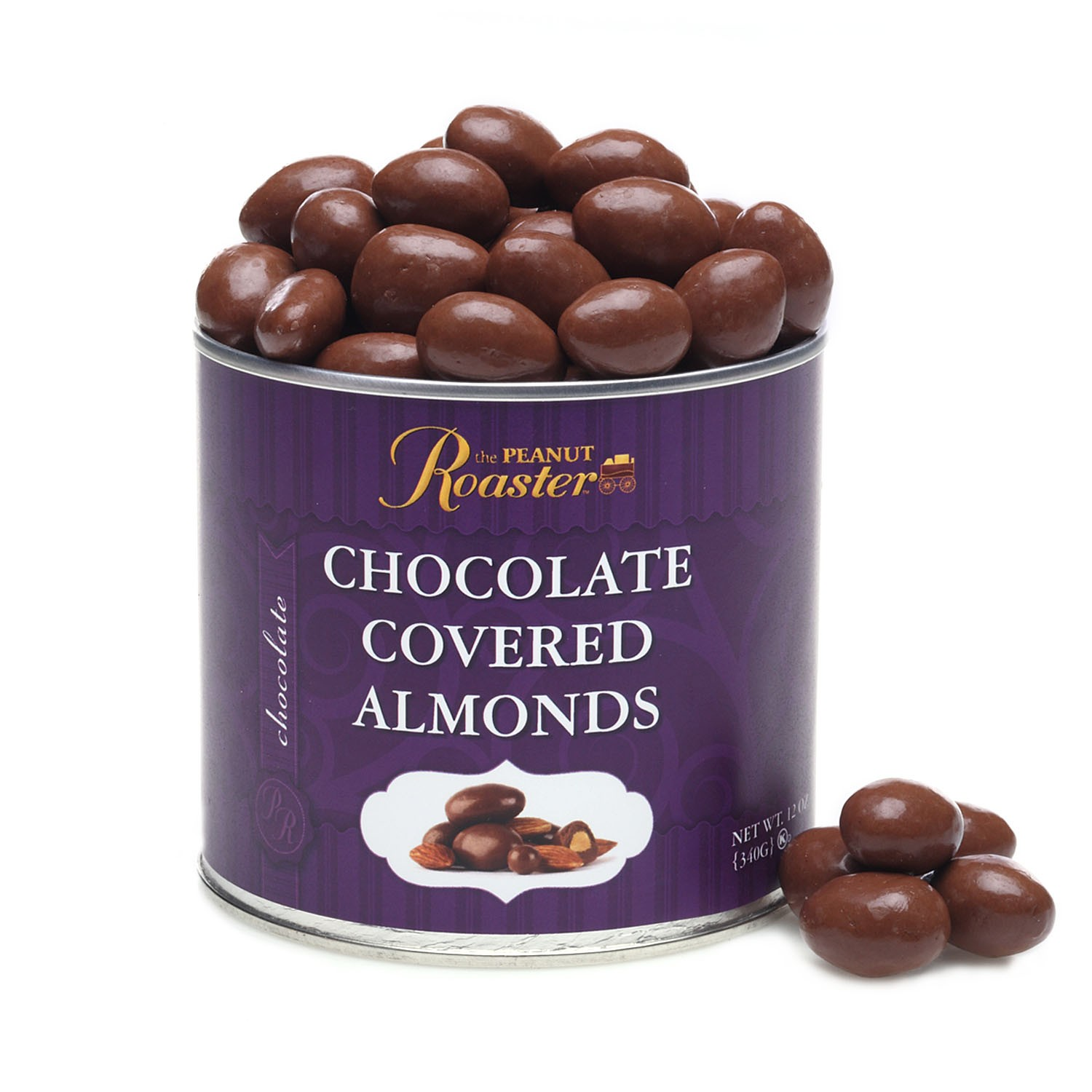 Chocolate Almonds Recipe — Dishmaps