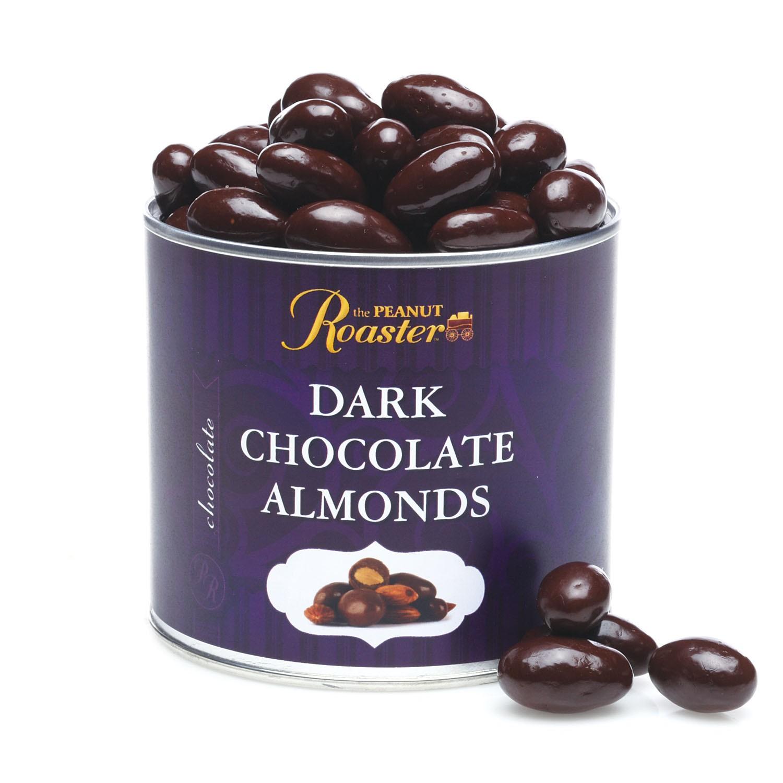 How To Make Dark Chocolate Roasted Almonds