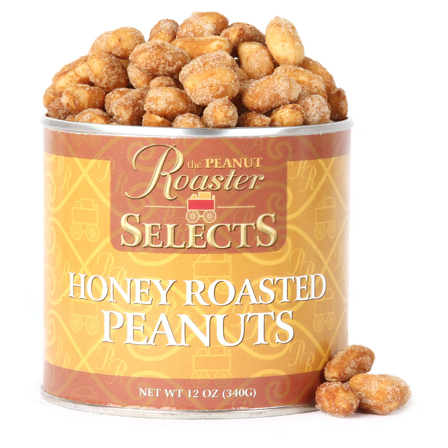 Honey Roasted Peanuts | Roasted Nuts | Virginia Peanut | Food Gifts ...