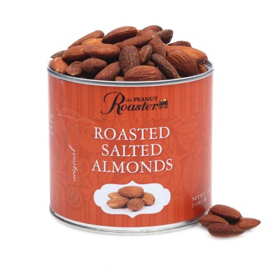 roasted salted almonds, roasted nuts
