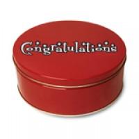 BAT Congratulations Tin