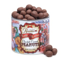 milk chocolate peanuts, gourmet gift