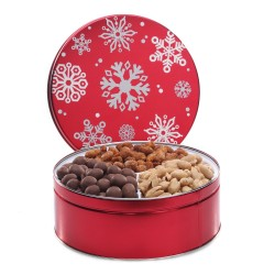 Holiday Sampler Gourmet Gift Tin