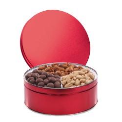 Holiday Sampler Gourmet Gift Tin