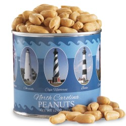 North Carolina Lighthouse Salted Peanuts