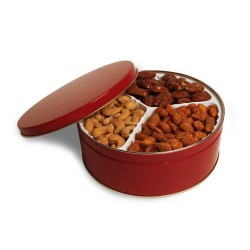Build a Gourmet Nut Tin