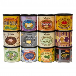 Flavored Peanut Variety Pack