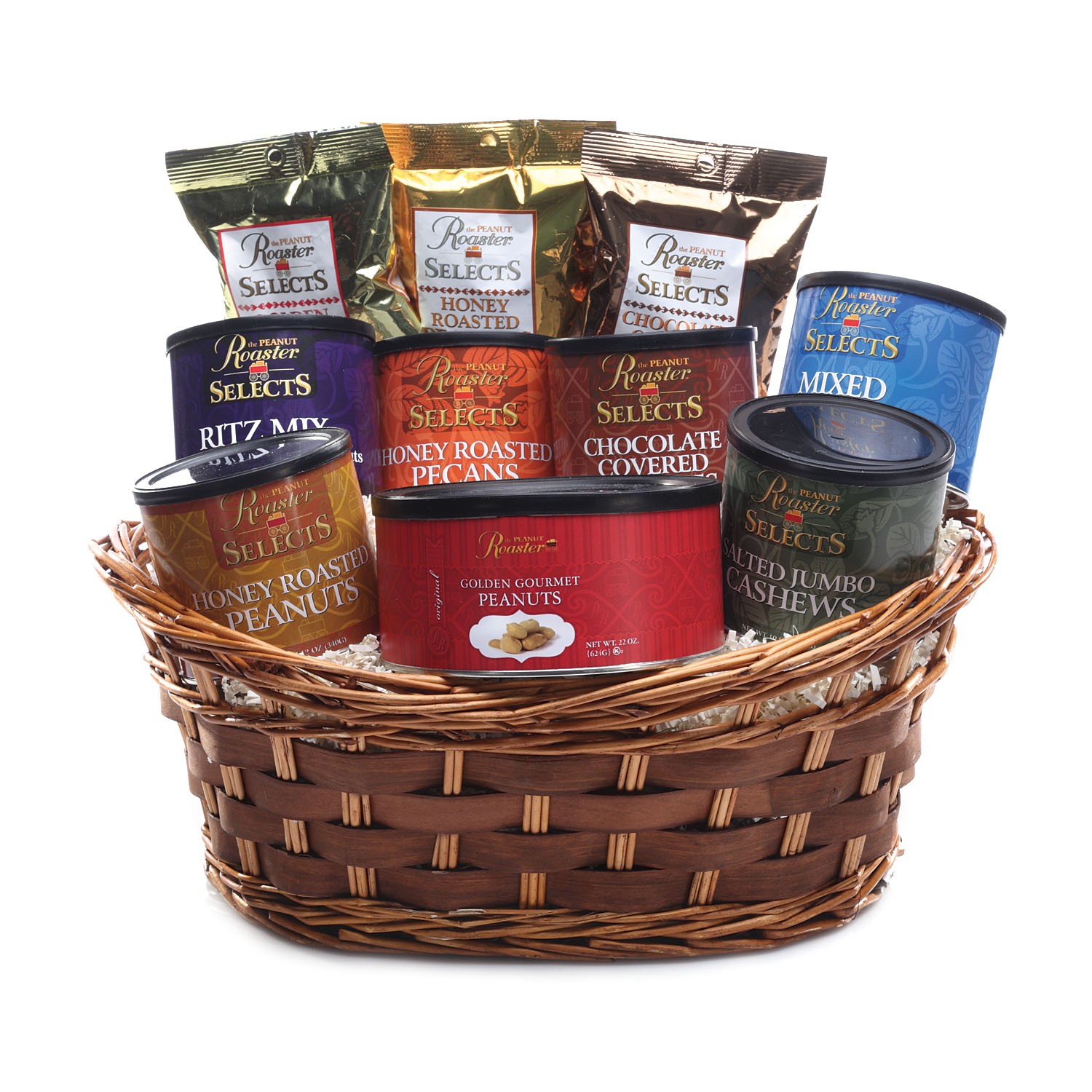 Gourmet gift basket food gift business gifts roasted nuts gourmet gift basket business gifts negle Image collections
