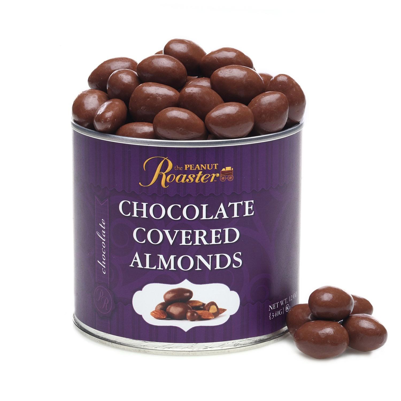 Ghirardelli Milk Chocolate Covered Almonds