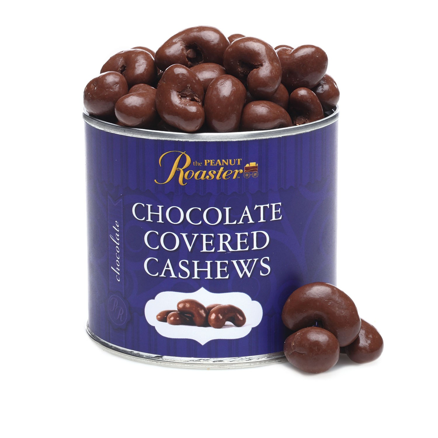 Milk Chocolate Covered Gourmet Roasted