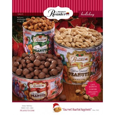 the peanut roaster, catalog