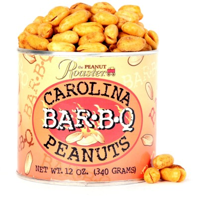 carolina barbecue peanuts, flavored peanuts, roasted nuts