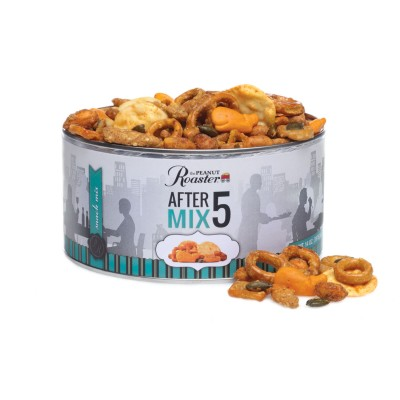 snack mix, mixed nuts