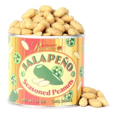 jalapeno peanuts, flavored peanuts