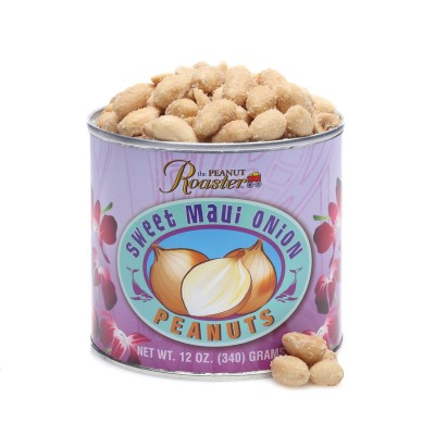 maui onion, flavored peanuts