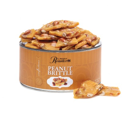 peanut brittle, candied nuts