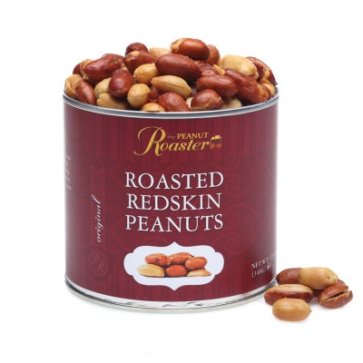 redskin salted peanuts, roasted nuts