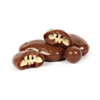 BAT Milk Chocolate Covered Gourmet Roasted Pecans - 12 oz.
