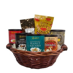 Carolina Sampler Nut Gift Basket