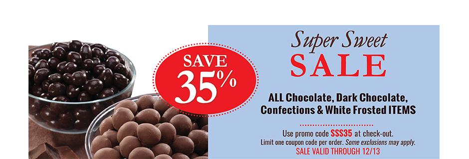 Super Sweet Sale